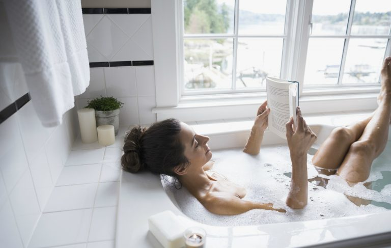 mandi air panas
